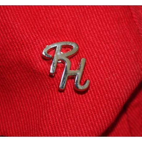 """Red Heads """"Silver"""" Pin's"""