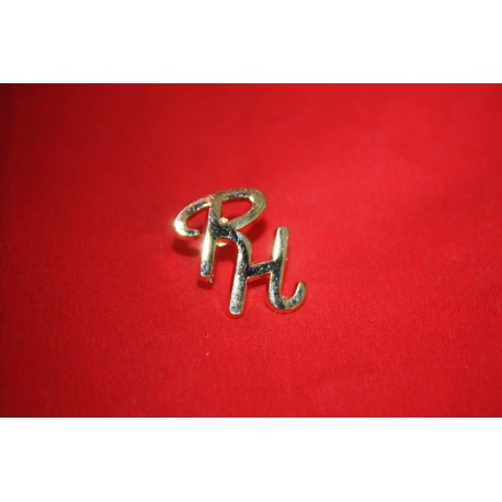 """Red Heads """"Gold"""" Pin's"""