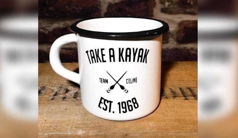 TAKE A KAYAK